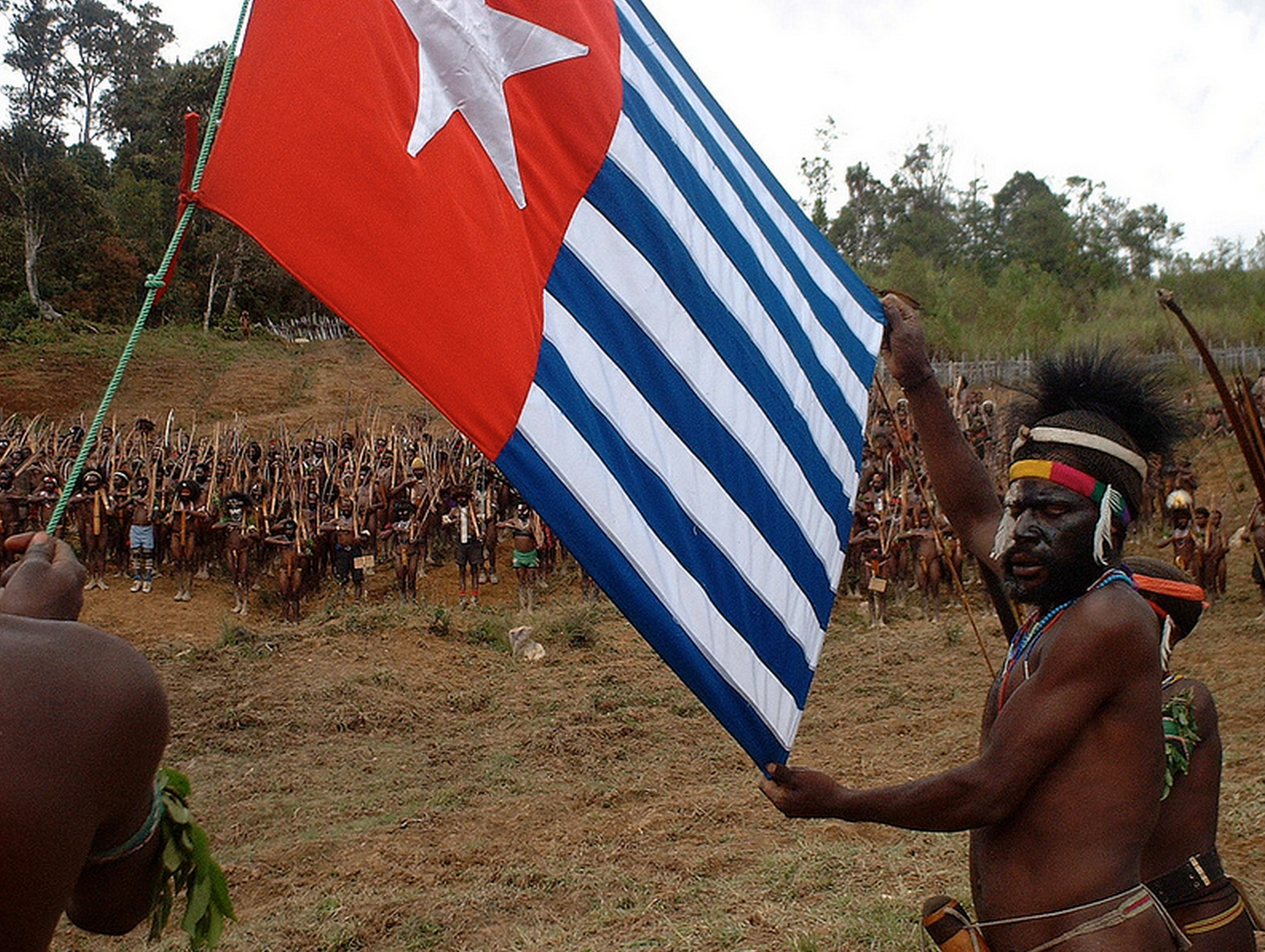 Lush shines a light on West Papua's independence struggle