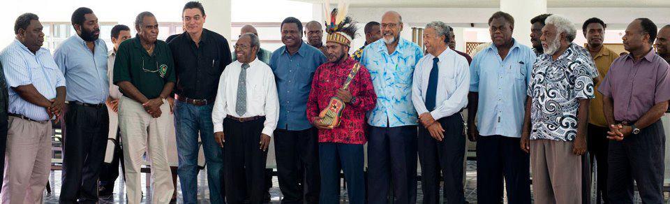 Freedom Tour reaches Vanuatu