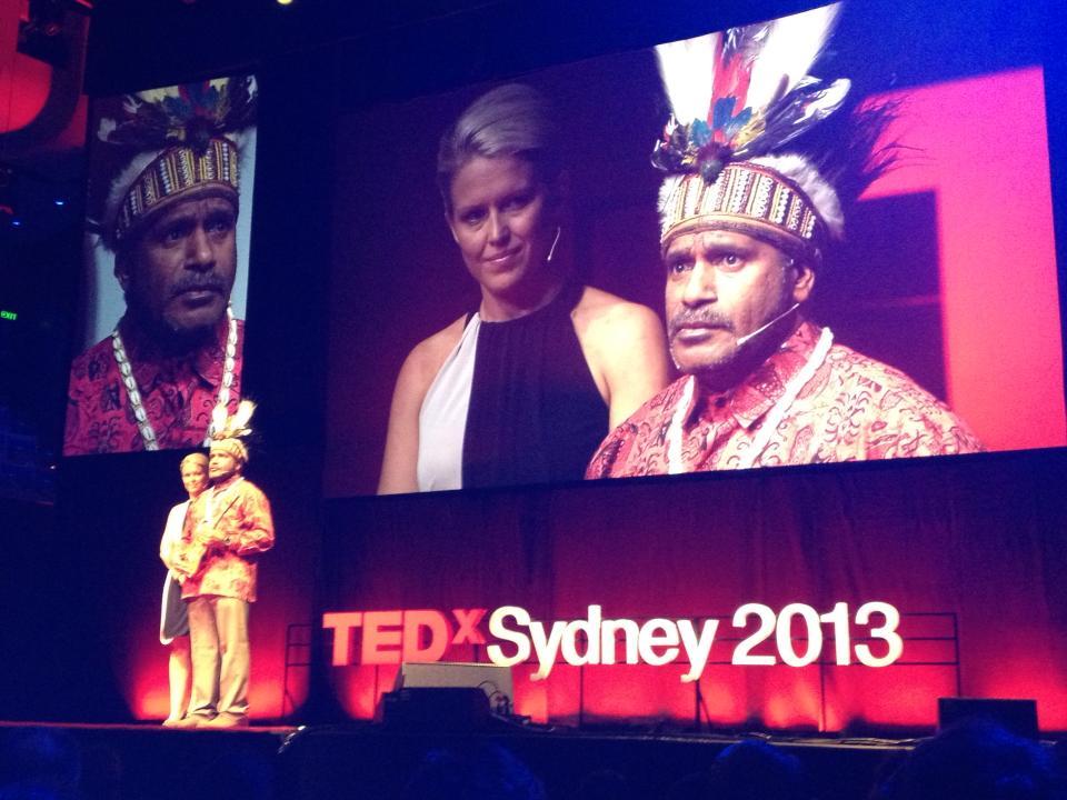Benny Wenda speaks at TEDx Sydney