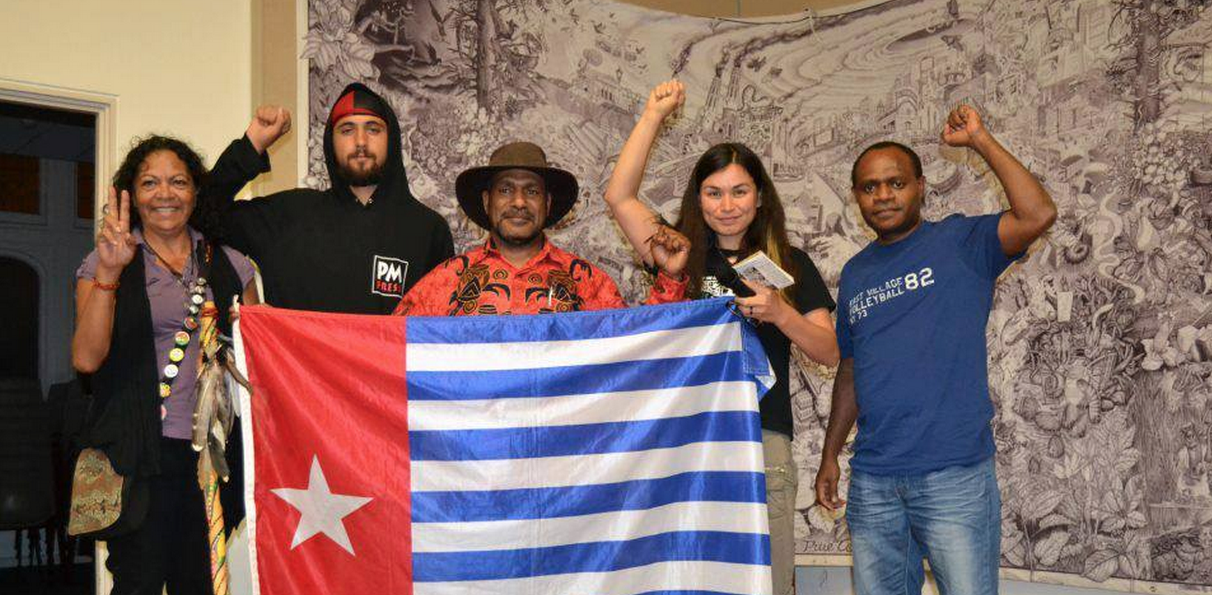 Free West Papua Campaign office to open in Australia
