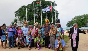 The launch of the United Liberation Movement for West Papua (ULMWP)