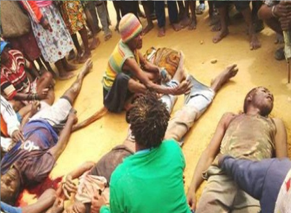 West Papuan children massacred in Paniai