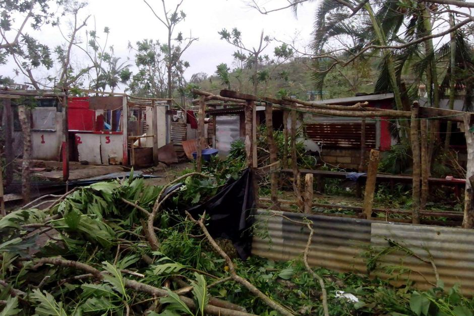 Pacific Appeal money donated to Cyclone Relief Fund