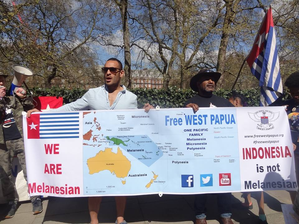 Benny Wenda launches Melanesian and Pan-Pacific Solidarity for West Papua
