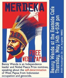 Benny Wenda in Los Angeles3