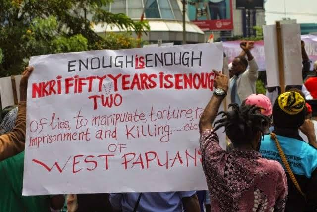 Over 200 Papuans arrested and many tortured by Indonesian police