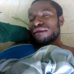 Fredi Wenda, innocent West Papuan tortured and murdered by the Indonesian military