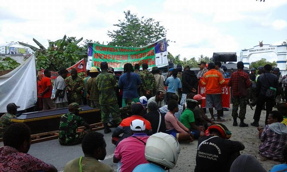 Two more boys shot – West Papua has become a killing field for the Indonesian military and police