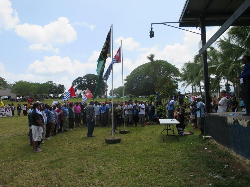 Vanuatu supports a Free West Papua