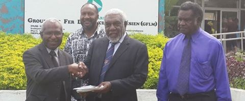 Benny Wenda congratulates the new Prime Minister of Vanuatu