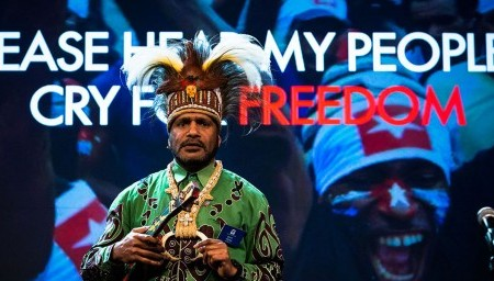 Indonesia must leave West Papua.