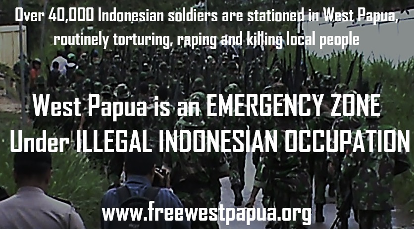 Benny Wenda condemns Indonesia's plans for West Papua