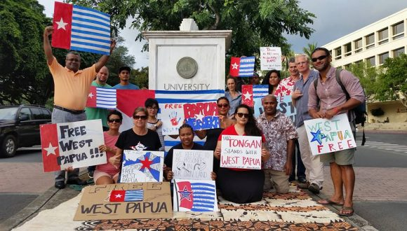 Message about the Global Flag Raising for West Papua's freedom