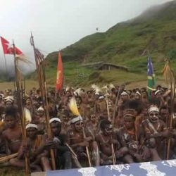 Solidarity with Standing Rock on West Papuan Independence Day