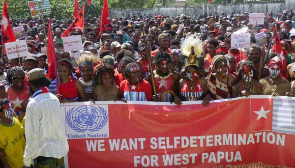 Statement on 1st May to 3rd May 2017. Global Action for West Papua