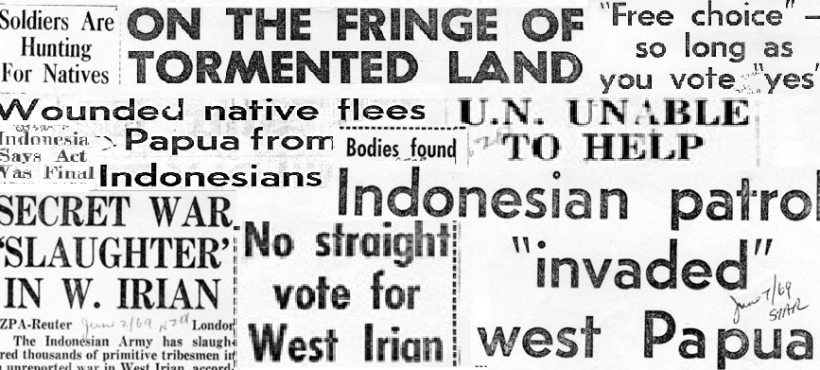 West Papua REFUSES the Day of Betrayal – 1969 Act of NO Choice