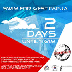 In 2 days, the Global Petition and West Papuan People's Petition will reach the UN