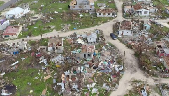 Benny Wenda's Hurricane Irma Appeal for the Caribbean