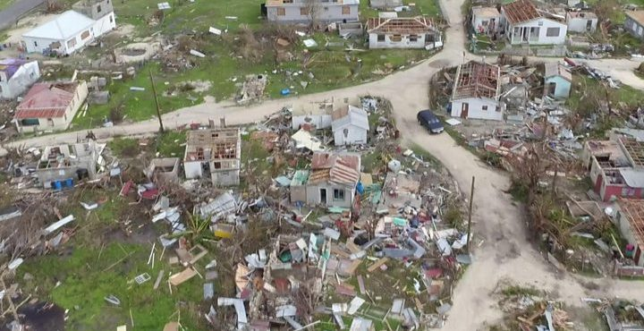 Benny Wenda's Hurricane Irma Appeal for the Caribbean