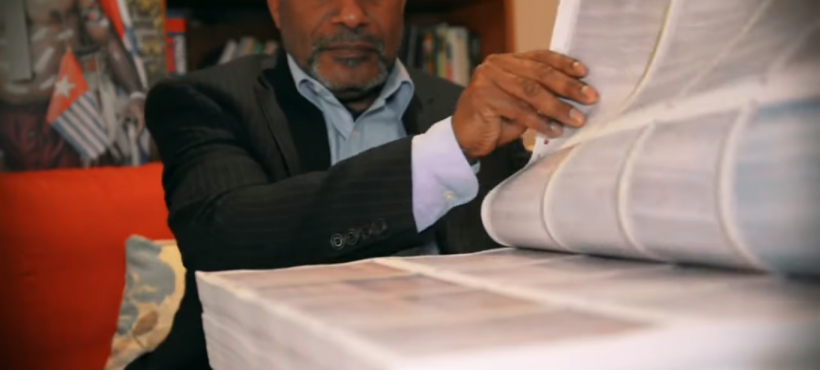 Interview with Sydney Criminal Lawyers about the West Papuan People's Petition