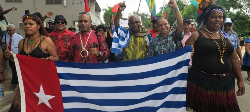 Benny Wenda elected as Chairperson of ULMWP