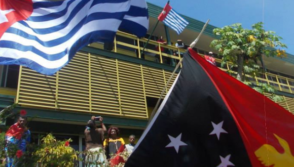 Benny Wenda launches West Papua's PNG Earthquake Fundraising Appeal