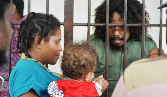 From the little prison to the big prison, finally Yanto Awerkion has been released