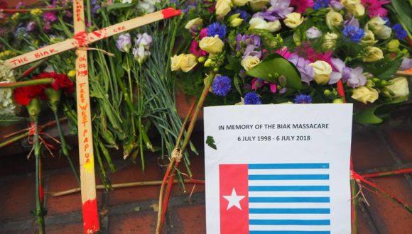 Today we remember the Biak Massacre.