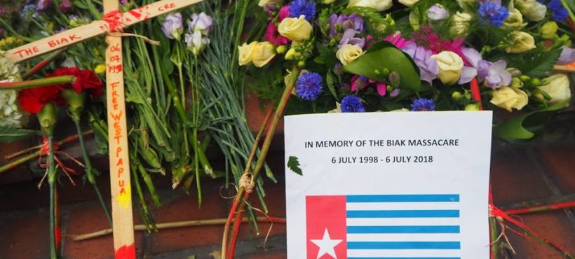 Today we remember the Biak Massacre.