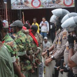 Alert. West Papuans in more danger from Indonesian Security Forces, ahead of UN General Assembly.