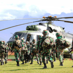 The Indonesian President must immediately withdraw the Indonesian military from West Papua