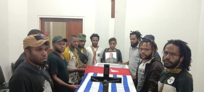 Benny Wenda: Father Neles Tebay was one of West Papua's great advocates for peace